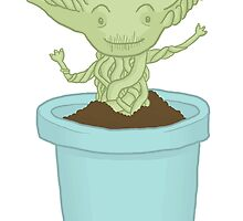 Groot I Am by hippopotami