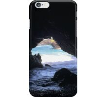 Ocean Cave iPhone Case/Skin