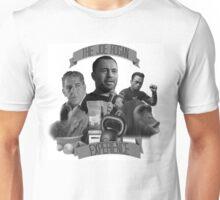 The Joe Rogan Experience - Black and White Unisex T-Shirt