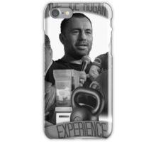 The Joe Rogan Experience - Black and White iPhone Case/Skin