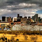 Denver Skyline 3 by greg1701
