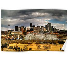 Denver Skyline 3 Poster