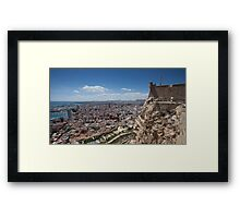 Alicante Costa Blanca Spain Framed Print