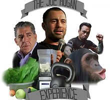 The Joe Rogan Experience - Colour  by TheBCPosse