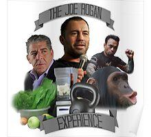 The Joe Rogan Experience - Colour  Poster