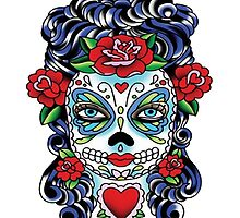 Day of the Dead by retroburp