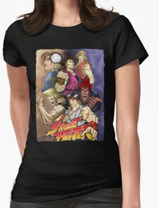 FIGHT! Womens Fitted T-Shirt