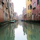Venice Canal by Dan Shiels