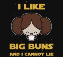 I like big buns One Piece - Short Sleeve