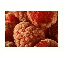 Berry Delectable Art Print