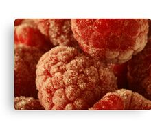 Berry Delectable Canvas Print