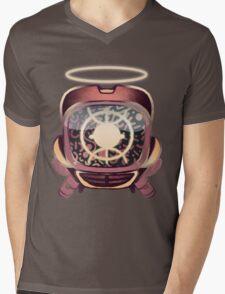 Retro 90s canti Mens V-Neck T-Shirt