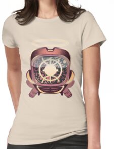 Retro 90s canti Womens Fitted T-Shirt
