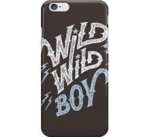 Wild Wild Boy iPhone Case/Skin