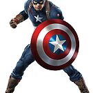 Captain America by marcof1