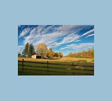 Big Sky at Ridley Creek State Park Unisex T-Shirt