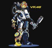 VR|46 Transformer by sitirochmah