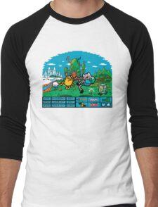 The Secret Of Ooo Island Men's Baseball ¾ T-Shirt