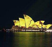 Opera House looks so awesome by sajal maskey