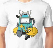 Portable Time! Unisex T-Shirt