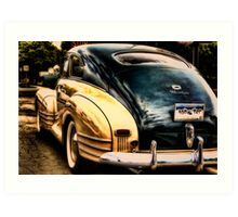 '48 FLEETLINE Art Print