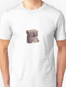 3d Type Treatment T-Shirt