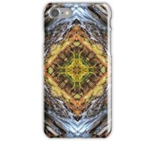 Abstract Creek iPhone Case/Skin