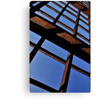 Geometry1 Canvas Print