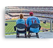 The New Yankee Stadium Canvas Print