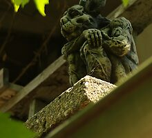 Neighborhood Gargoyle by John Ayo