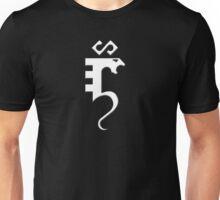 Serpentine White Unisex T-Shirt