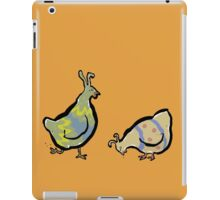they make the coloured eggs iPad Case/Skin