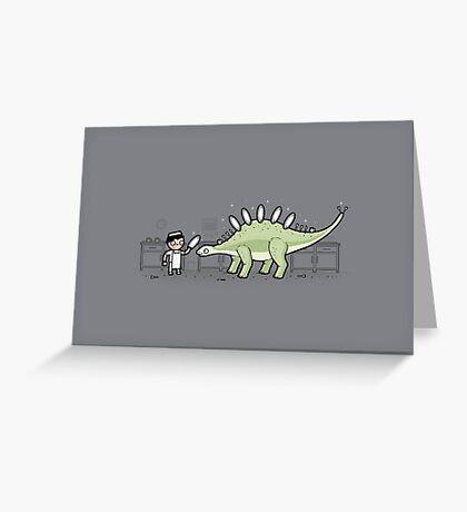 Kitchen assitant Greeting Card