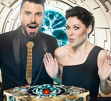 Rylan Clark and Emma Willis - Big Brother Timebomb by realitybox