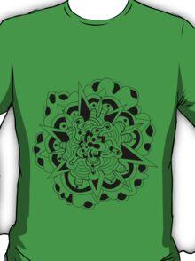 Psychedelic Mandala T-Shirt