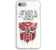 'Freedom' iPhone Case/Skin