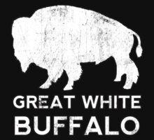 Great White Buffalo by KDGrafx