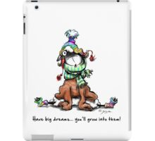 Woolly lamb iPad Case/Skin