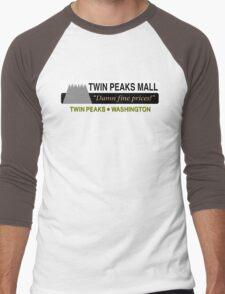 Twin Peaks Mall Men's Baseball ¾ T-Shirt