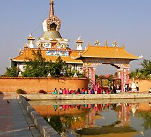 Lumbini ~ The Lovely by Patty Boyte
