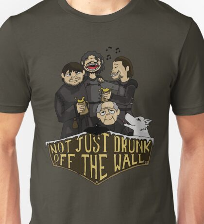 Off The Wall Unisex T-Shirt