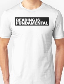 Reading is FUNDAMENTAL T-Shirt