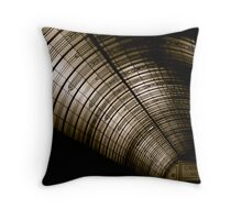 Cathedral Arcade Throw Pillow