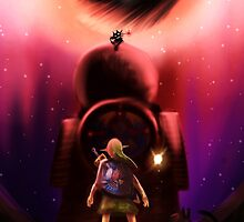 Majora's Mask - Last Day by mrmadhatter