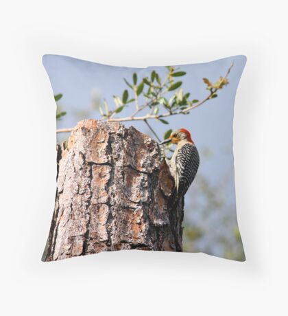 Buggies Are You In There? Throw Pillow