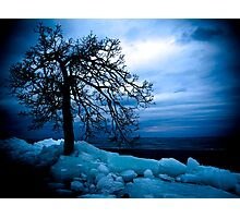 Retreating Ice Photographic Print