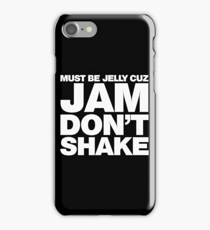 Must Be Jelly iPhone Case/Skin