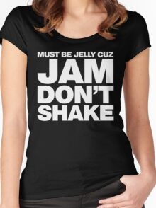 Must Be Jelly Women's Fitted Scoop T-Shirt
