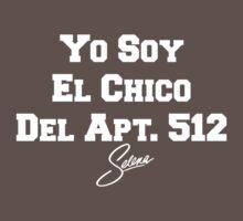 Yo Soy El Chico Del Apt. 512 Kids Clothes