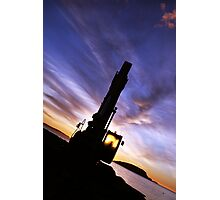Morning Works Photographic Print
